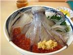 Những món ăn kinh dị nhất của người Nhật