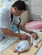 Dấu hiệu nhận biết sớm trẻ bị tim bẩm sinh