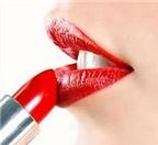 Mẹo hay đơn giản giữ màu son trên môi cả ngày
