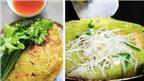Cách đổ bánh xèo miền Trung bằng chảo ngon tuyệt