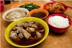 Bak Kut Teh, món ăn rất nổi tiếng ở Singapore
