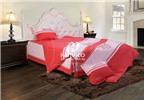 Trang trí giường cưới theo phong cách 12 cung hoàng đạo
