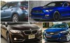 Top 10 mẫu xe giá mềm nhưng đẹp như siêu xe