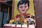 Sốc: Lập bàn thờ tỷ phú Jack Ma để cầu tài lộc