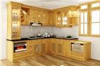 Lựa chọn màu sơn cho phòng bếp hợp phong thủy