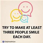 Những lời khuyên giản dị để cuộc sống thêm hạnh phúc