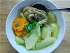 Ăn gì cho vòng ngực tròn và hông quả táo