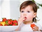 Chế độ dinh dưỡng cho trẻ sau khi cai sữa