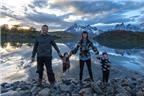 Gia đình phượt thủ sinh con trên đường du lịch