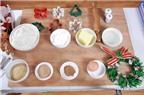 Cách làm bánh gừng Giáng sinh tại nhà dễ ợt