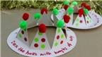 Hướng dẫn cách làm đồ chơi cho con trong ngày lễ Giáng Sinh