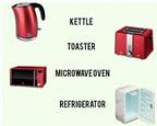 Gọi tên tiếng Anh những vật dụng trong nhà bếp