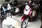 Yamaha trình làng xe tay ga Fino Blue Core