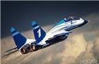 Ảnh đẹp nhất 2015 về máy bay chiến đấu Nga