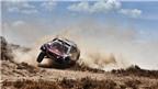 Những bức ảnh đẹp nhất Dakar Rally 2016