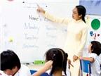 Giáo viên tiếng Anh tiểu học năm đầu dạy không quá 18 tiết/tuần