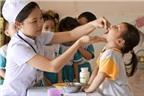 Phòng chống thiếu vitamin A ở trẻ em