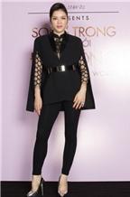 Lý Nhã Kỳ, Đặng Thu Thảo mặc đẹp nhất tuần với tông đen