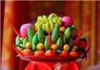 Kinh nghiệm chọn hoa quả thờ ngày Tết