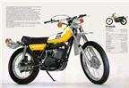 Yamaha hồi sinh dòng sản phẩm DT 400