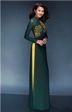 15 kiểu áo dài đẹp nhất xuân Bính Thân của sao Việt