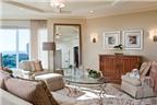 Những vị trí đẹp để treo gương trong nhà
