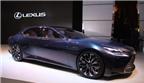 """""""Siêu sedan"""" Lexus LS thế hệ mới sẽ có nội thất rất ấn tượng"""