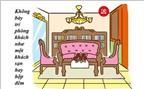 7 cấm kỵ ở phòng khách theo phong thủy nhất định phải biết