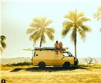 Cặp tình nhân chuyên du lịch bụi khiến nhiều người ghen tỵ