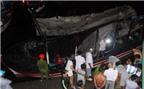 Khu cảng Nha Trang náo loạn vì hai tàu du lịch bốc cháy