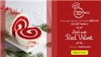 Học làm bánh miễn phí – Chủ đề: Bánh cuộn Red Velvet