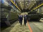 Nga mở tour du lịch đến nhà máy chế tạo xe tăng