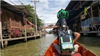 Người đàn ông vượt 12.000 km chụp cảnh đẹp Thái Lan cho Google