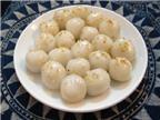 Cách làm bánh trôi Tết Hàn thực ngon miệng