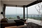 Cách hóa giải khi phòng ngủ có nhiều tường kính