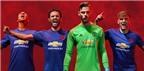 Adidas giới thiệu mẫu áo đấu sân khách mới của Manchester United