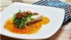 Món ngon cuối tuần: Cá lóc hấp mắm nhĩ, bông thiên lý
