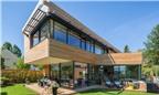 Ngôi nhà thông minh tự sinh năng lượng, thân thiện với môi trường