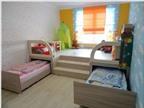 Gợi ý cách tận dụng không gian trong phòng ngủ của bé