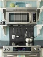 Lưu trữ dụng cụ nhà bếp thông minh cho căn bếp gọn gàng