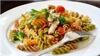Thành viên vào Bếp: Món salad nui sắc màu