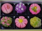 Tìm hiểu vể ẩm thực Nhật Bản – Bánh wagashi, nghệ thuật của ngũ quan