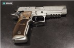 Các đại diện của dòng súng ngắn SIG SAUER P226 nổi tiếng