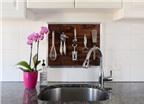Tự làm giá treo trang trí đa năng cho góc bếp