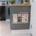 8 giải pháp tận dụng tối đa không gian bếp