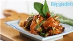 Món nấu nhanh: 20 phút cho món cánh gà sapo bắt cơm