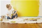 Cách khắc phục các lỗi gặp phải khi sơn dầu mờ