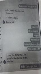 Bị tố yêu trò lớp 8, cô giáo nhận được lời khuyên chuyển trường