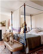 Giường Canopy - mẫu giường bất cứ ai đều ao ước được sở hữu
