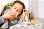 Đồ uống gì giúp trị nhanh bệnh cảm cúm?